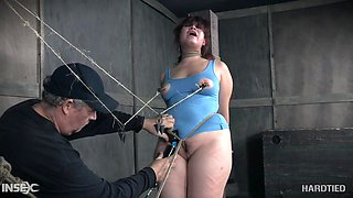 submissive tegan needs hard punishment