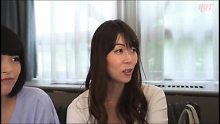 Kinky Asian housewives share their bondage fetish fantasy