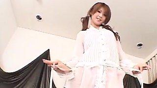 Rika Sakurai enjoys cock at school during porn scenes