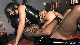 Wild sluts fucking in BDSM