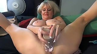 Best homemade Toys, Big Tits adult video