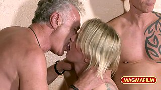 Mature Swingers have a blast - MagmaFilm