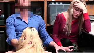 Mature caught cheating Both the mother and partner's daughte