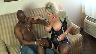 Wife Gets Tag Teamed In Dirty Hotel
