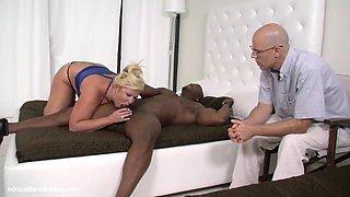 BBW Hot wife Interracial