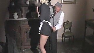 Crazy Blonde, Cosplay xxx clip