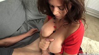 Fuck Moms Fun Bags with Charlee Chase
