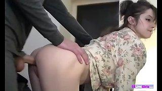 Girlfriends sister wants my huge cock