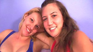 Interracial Threesome With Teen Sisters And Ebony Stud