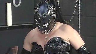 Incredible amateur Latex, Close-up adult video