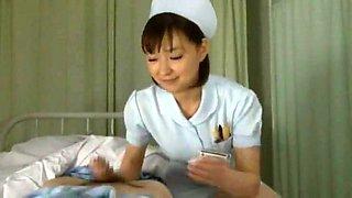 Incredible Japanese girl Yukiko Suo in Crazy Handjobs, Nurse JAV movie