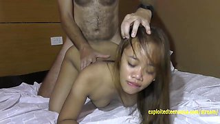 ExploitedTeensAsia Exclusive Filipina Amateur Teen Mary Gets Hard Fuck In Angeles PI Hair Pulling