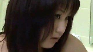 Crazy Japanese whore Tsubaki Katou, Meguru Kosaka, Yuka Osawa in Horny Blowjob/Fera, BDSM JAV clip