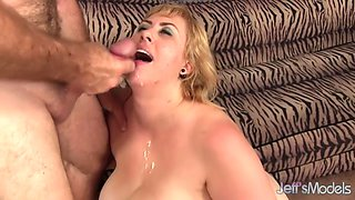 Perfect Natural Milkers Spreads Her Chubby Ass For Cock With Blonde Bbw And Amazon Darjeeling