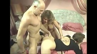 Vintage German family - fucking the doctor
