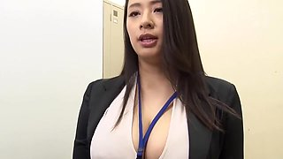 Woman At Convenience Store Headquarters