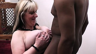 Black dude cheating on girlfriend with bbw