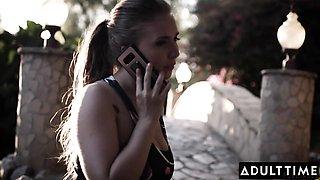 Cute Lena Paul Showcases Her Best Anal On Unfaithful Boss
