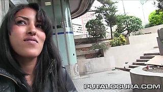 PUTA LOCURA Latina Teen sex