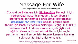 First swinger experience massage for your wife