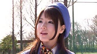 Rui Saotome - JUC-350 Tradegy of Young Female Tour Bus Guide