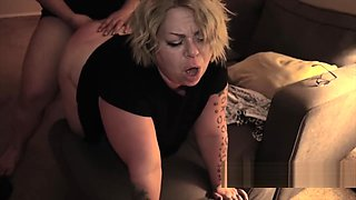 Daddy's Whore Ella Rayne Rough Fuck W/ Extreme Brutal Throat Fucking
