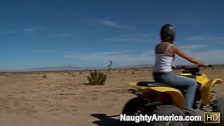 Madelyn Marie & Danny Mountain & Tony DeSergio in Naughty America