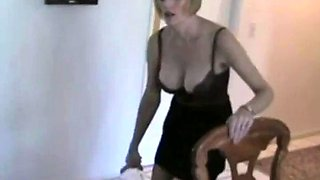 Real slutty fake tits wife very drunk