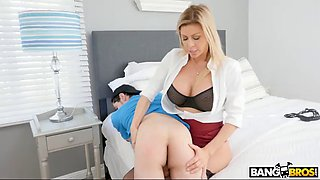 Alexis Fawx My Peeping Step Son