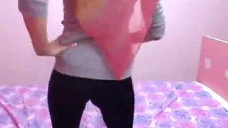 Hijab Hawt dance mashallah !!