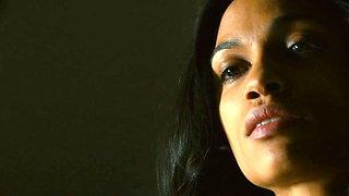 Rosario Dawson nude - Trance (2013)