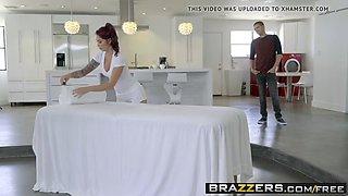 brazzers - real wife stories - moniques secret spa part 1 sc