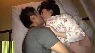 Wife fucked next to sleeping husband - javx.cc