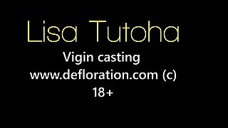 Lisa Tutoha big titted Russian virgin