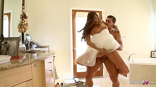 Madelyn Marie In Milf Bride Last Time Cheating Fuck With Wedding Planer