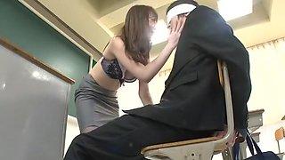 Best Japanese whore in Exotic Femdom, Fetish JAV movie