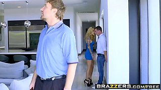 brazzers - real wife stories - bringing down the house scene