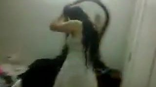arab bride ready to fuck