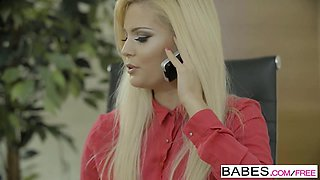 Babes - Office Obsession - Sensual Delivery
