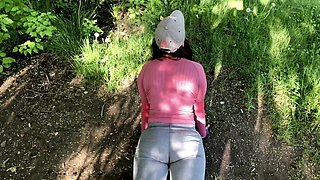 Fuck my girlfriend while she trains in the park. LeoKleo - TeenFuckFinder.
