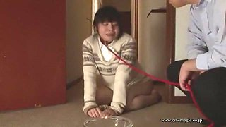 Crazy Japanese chick Azusa Kitazaono, Ryoko Hirosaki, Inochi Ichijo in Fabulous Couple, Slave JAV clip