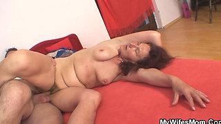 Hana Baskova sucking and fucking