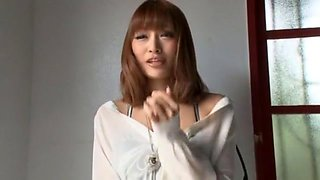 Incredible Japanese model Kirara Asuka in Fabulous Big Tits, Compilation JAV movie