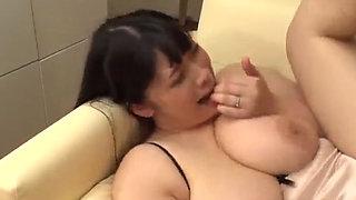 Japanese wife fuck family