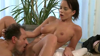 Cindy Dollar gets fucked in the Love Tub