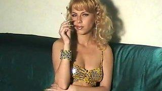 Mistress Marilyn - Smoking 1