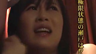 Horny Japanese whore Hitomi Hayasaka in Crazy Fingering, Compilation JAV clip