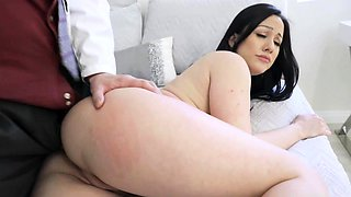 Hot Housewife Complimentary Breast Exam