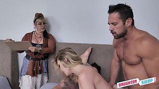 Diana Grace And Charlotte Sins - And Foursome Hard Sex