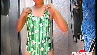 Secret Camera Caught Bathing Suit Change Room